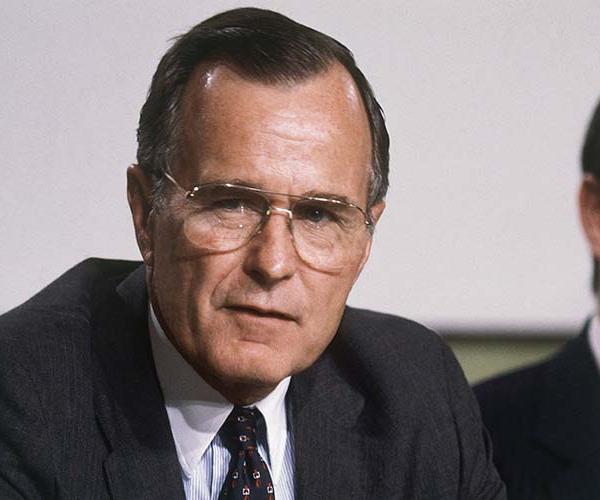 My Eulogy to President George H.W. Bush