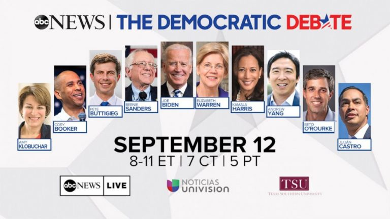 Houston Democratic Debate