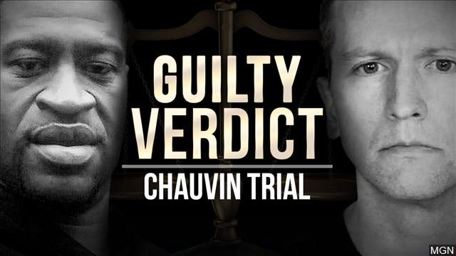 Chauvin's Guilty Verdict