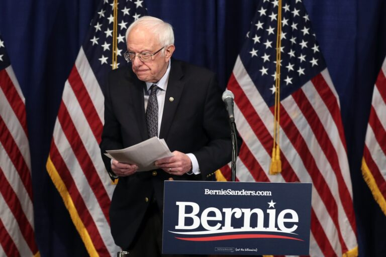 Sanders Withdrawal – for Real?