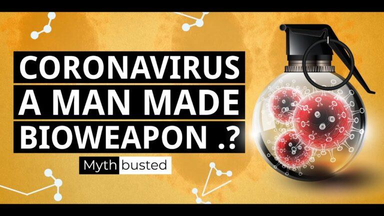 COVID-19 – A Manufactured Pandemic?
