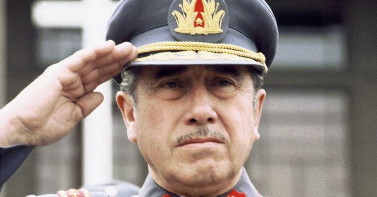 Donde Esta El Pinochet Cubano?